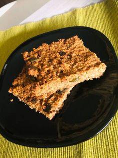 Almás-fahéjas-zabos sütemény