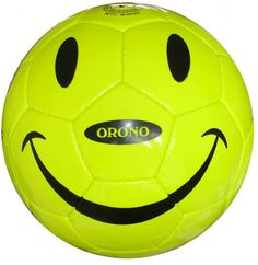 As happy as this Soccer Ball - hope you are having a great day