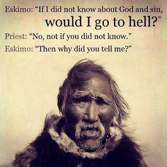 Such simplistic wisdom!