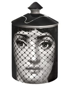 Fancy - Fornasetti 'Burlesque' Candle - L'Eclaireur - farfetch.com