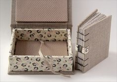 Miniature boxes by Zoopress studio, via Flickr
