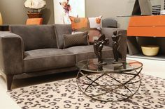 """""""Patience Rewarded"""" by Denise Seifferlein, Allied ASID, of d'avignon Interiors in Roche Bobois, Suite 22"""