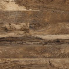 Hampton Bay Maple Grove Natural Laminate Flooring - 5 in. x 7 in. Take Home Sample, Dark