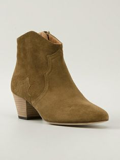 Isabel Marant - Dicker ankle boot 6