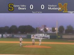 Photo taken by ScoreStream user at the Sipsey Valley vs Madison in Alabama!! Check us out!  Download the ScoreStream app to follow your favorite teams, score games, and check up on rival teams. Post game updates via Twitter, Facebook, SMS or via the ScoreStream website to share with friends and family! Follow us https://www.facebook.com/scorestream/timeline and https://twitter.com/scorestream