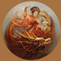 Symbole et légende du Dragon Chinois                                                                                                                                                                                 Plus