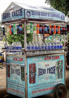 INDIA - Drinks Trolly
