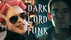 "Dark Lord Funk - Harry Potter Parody of ""Uptown Funk"" <<< ROFTLMAO OH MY MERLIN I CAN'T EVEN!!! If you want to see Harry defying the Dark Funk (and failing superbly), watch this. If you want to know how Voldemort/Bruno turns out, watch this. If you want to know how HEDWIG'S EFFING THEME can be worked into funk music, watch this. BEST. MUSIC. VIDEO. EVER."