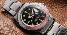 ROLEX GMT master ref.1675 1965y gilt dial gold letter GMT small hand cal. 1560 ----2016.5.8.