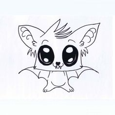cute coloring pages how to draw