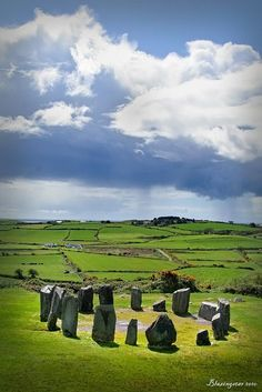 Drombeg Stone Circle; County Cork - Ireland