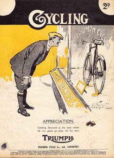 Triumph bicycles