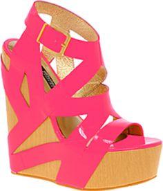 If Nicki Minaj was a pair of shoes...