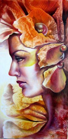 "Carlos Queiroz - ""Born on December 1958 in Recife , Pernambuco , Carlos Alberto Queiroz de France began his artistic activities in 1981 . December, People Art, Face Art, Artist At Work, Art Google, Modern Art, Illustration Art, Photos, Inspiration"