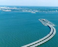 Oresund Bridge/Tunnel, Sweden