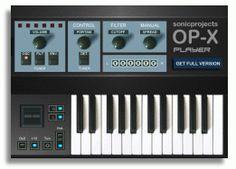 OP-X Player