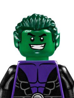 Chico Bestia - Personajes - DC Comics Super Heroes LEGO.com