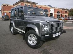 2008 Land Rover Defender 90 Xs Sw Swb Diesel Grey Manual on Gumtree. About Us: PART EXCHANGE - If you are considering part exchanging your current vehicle we are able