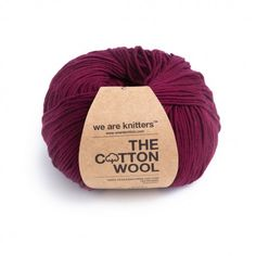 100% Cotton Wool - vegan, needle 5