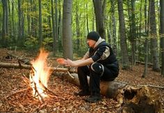 Lost In The Woods? Here's What To Do