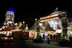 Alle leuke en traditionele kerstmarkten in Berlijn 2015, staan allemaal op deze pagina. Inclusief adres, de beste ov-verbindingen en de openingstijden.