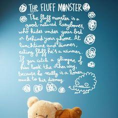 The Fluff Monster