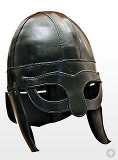 """Lederhelm """"Wikinger"""" - maskworld.com"""