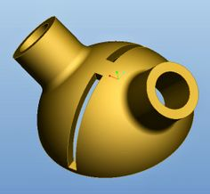 Starlet's CAD Drawing Exercise Blog: 3D CAD Exercises - Part design 1