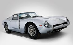 The bizzarrini 5300 GT Spyder don't see to many of these