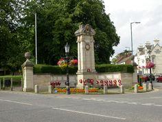 War Memorial, Broad Green Wellingborough War Memorials, Medieval Town, England, Memories, Green, England Uk, English, British, United Kingdom