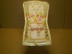 Vintage Kiddie Mate 1960's Infant Seat or Doll Seat Original Box | eBay