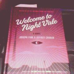 Ventepause 1 #welcometonightvale