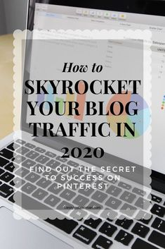 Skyrocket your blog traffic using Pinterest. These quick and simple tips will help increase the number of readers on your posts and get you to finally start making money blogging. And all of that with just Pinterest! #blogging #blog #tailwind #lifestyle #earnmoneyonline Earn Money Online, Make Money Blogging, How To Make Money, Becoming A Blogger, Blog Online, Secret To Success, Blog Writing, Creating A Blog, Blog Tips