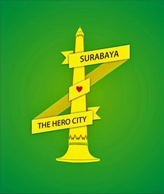 #Surabaya #Vertor #Z #Hero #City