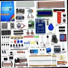 51.36$  Watch now - http://alidcg.worldwells.pw/go.php?t=32409451078 - Adeept DIY Electric New RFID Starter Kit for Raspberry Pi 3 2 Model B/B+ Python with Guide Book 40-Pin GPIO Board Book diykit