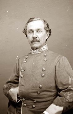 Civil War Confederate Generals | ... Brigadier General Joseph R. Anderson, officer of the Confederate Army
