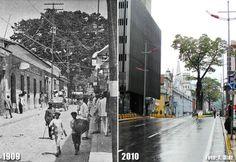 Esquina de Sociedad a San Francisco (1909-2010)