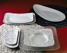 Vajillas carrefour modernas y econ micas ofertas online for Vajillas modernas online