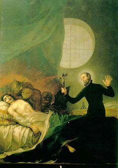 TIPS:...     Saintfrancisborgia exorcism - Exorcismo - Wikipedia, la enciclopedia libre