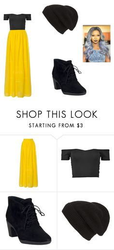 """Untitled #140"" by sierrapalmer10 on Polyvore featuring Clarks and Phase 3"