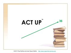 act-test-taking-strategies-for-the-act-math-test-8073214 by Paul Kaliher via Slideshare