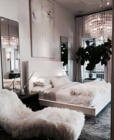 White Bedding in a bagYou can find Luxurious bedrooms and more on our website.White Bedding in a bag Dream Rooms, Dream Bedroom, Home Bedroom, Bedroom Ideas, White Bedroom Decor, Bedroom Black, Teen Bedroom Furniture, Bedroom Interiors, Bedroom Simple