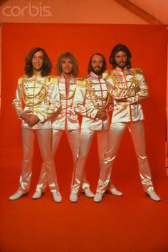 Bee Gees and Frampton (Sgt. Pepper)