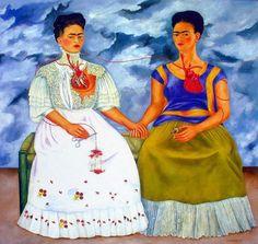 Espacio de imágenes y palabras...: Frida Kahlo