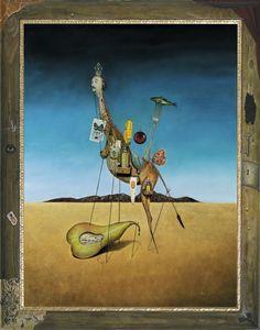 * Frank Kortan - - - The triumphal victory of Salvador over a gravid pear - 2004