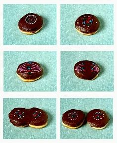 I wish paczki underwent mitosis...two doughnuts from one! (via Monocle Cats)