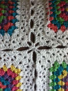 Celtic lace join