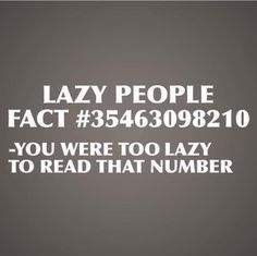 Haha! Did you?  I definitely didn't read that entire number