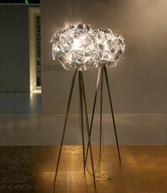 Hope Floor Lamp Luceplan Dallas Hotel Lights Pinterest