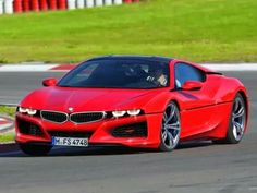 BMW Vision M Next sport meets the future Maserati, Bugatti, Lamborghini, Ferrari, Super Sport Cars, Super Cars, Corvette, Bmw Performance, Bmw Concept